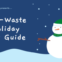 Low-Waste Holiday Gift Guide