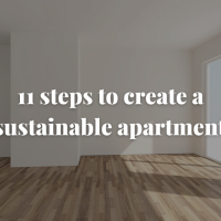 11 Steps to Create a Sustainable Apartment
